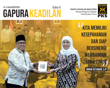 e-Newsletter Gapura Keadilan - Feb 2020
